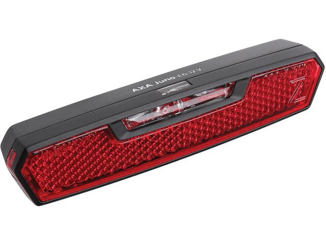 Axa Juno E-Bike Baglygte 6-12V DC 80mm, rød
